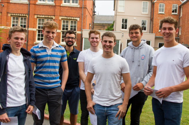 UPDATED: A-level results day in Worcester | The Worcester