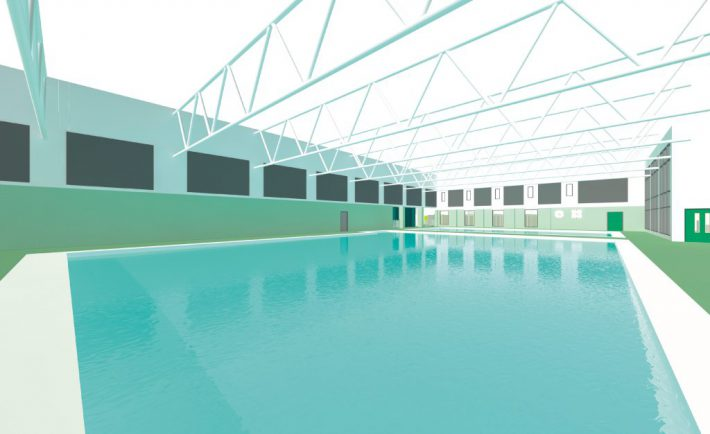 How Worcester 39 S New Swimming Pool Will Look The Worcester Observer