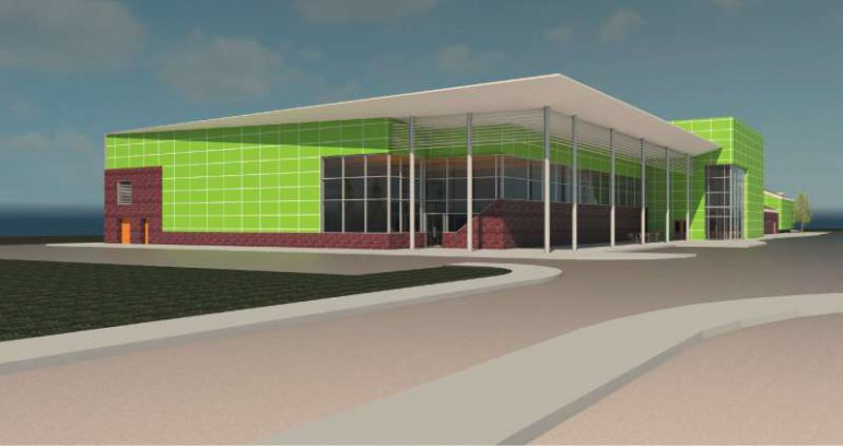 Images Of New City Swimming Pool Unveiled The Worcester Observer