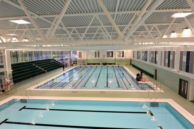 City\'s new swimming pool opens its doors | The Worcester ...