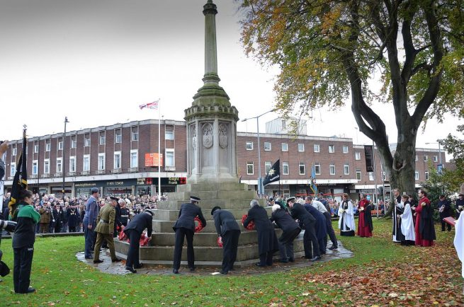 Image result for remembrance sunday worcester