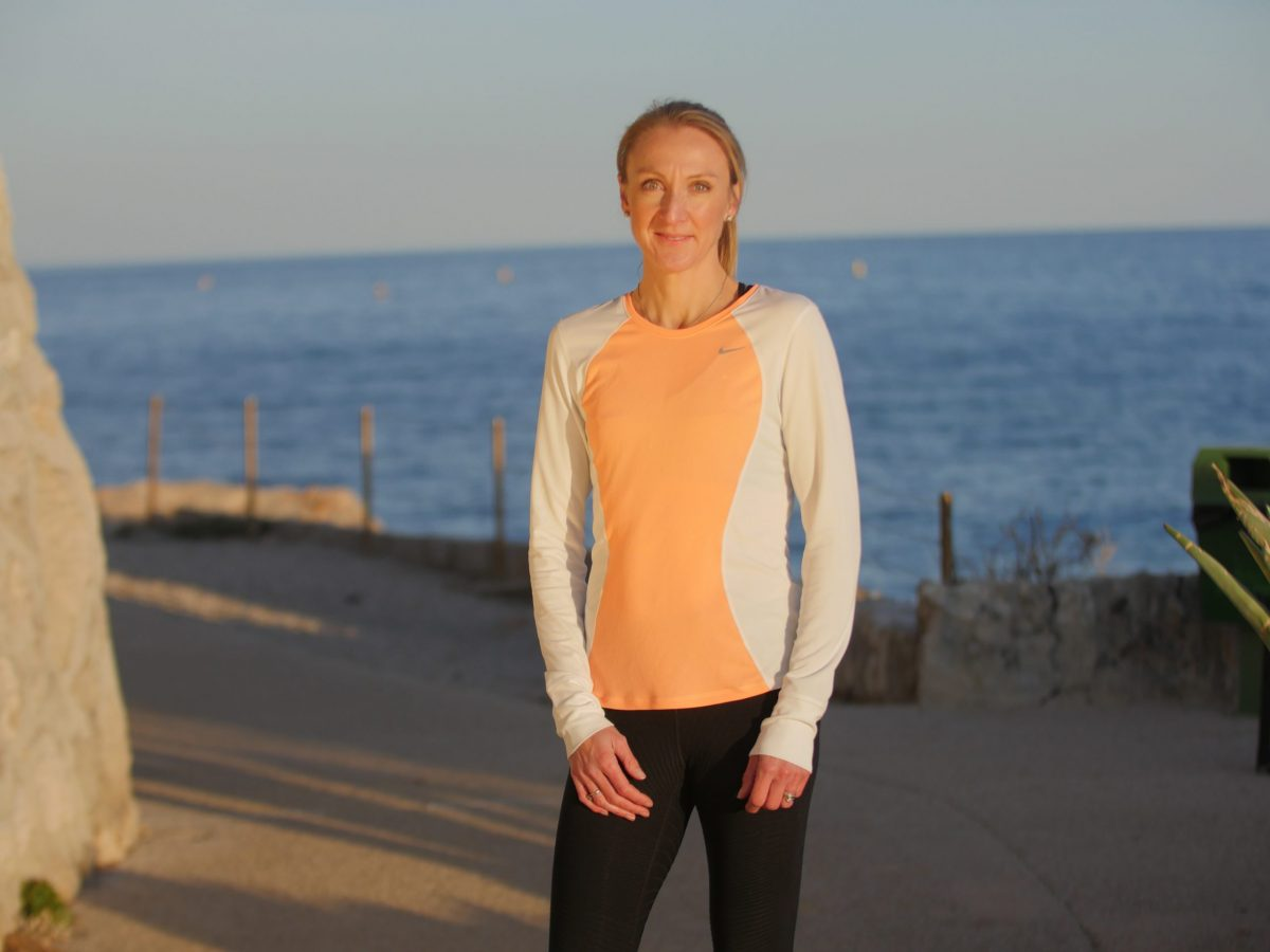 Keen To Keep Up Your Running Regime This Winter  Paula Radcliffe Shares Some Top Tips